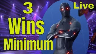 3 Wins Minimum | Season 4 -Action Tim! | GIVEAWAY/GOAL @ 1k Subs! | FORTNITE GAMEPLAY (PS4)