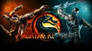 Mortal Kombat 9 Komplete Edition Pc (PT-BR) - First Gameplay