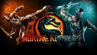 Mortal Kombat 9 Komplete Edition Pc (PT-BR) - First Gameplay