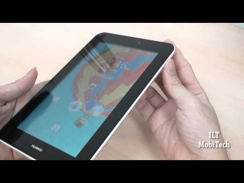 Huawei Mediapad 7 Youth 2 Hands-on