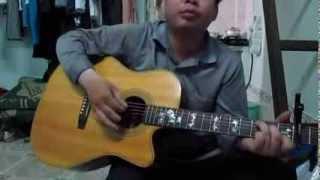 Tình yêu mặt trời guitar Ngọc Chung