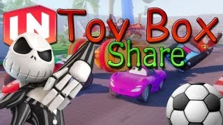 Disney Infinity: Toy Box Share - Pinball Soccer