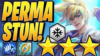 EZREAL ⭐⭐⭐ FREEZE BUILD! 10.1B - TFT Teamfight Tactics Ranked Strategy Best Comps Guide SET 2