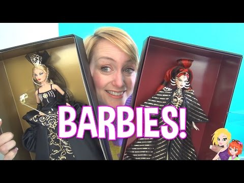 Barbie Collector Gold Label Dolls | Mommy's Doll Corner