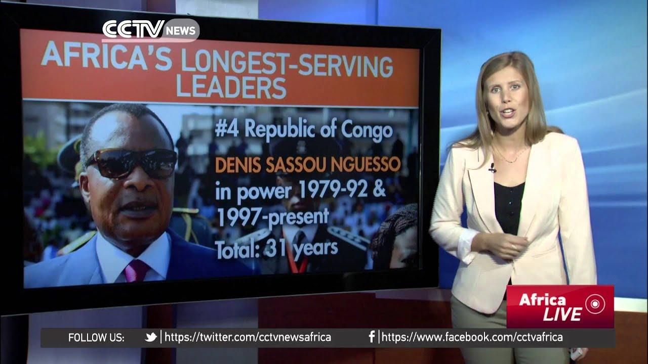 Africa's longest serving leaders - YouTube