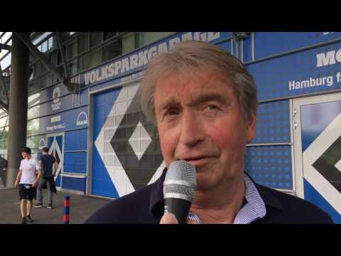 Ex HSV-Spieler Klaus Fock zur Rettung des Hamburger SV