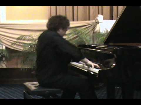 Rachmaninoff Moment Musical Op. 16 No. 4 VICTOR GOLDBERG Pia