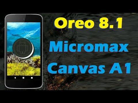 Micromax Canvas A1 AQ4501 - Видео клипове