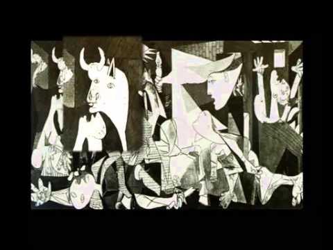 Picasso explique son tableau - YouTube