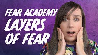 Layers of Fear: Scaredy Cat Ellen vs Book Monster 🎃 ELLEN'S FEAR ACADEMY | Hallowstream IV