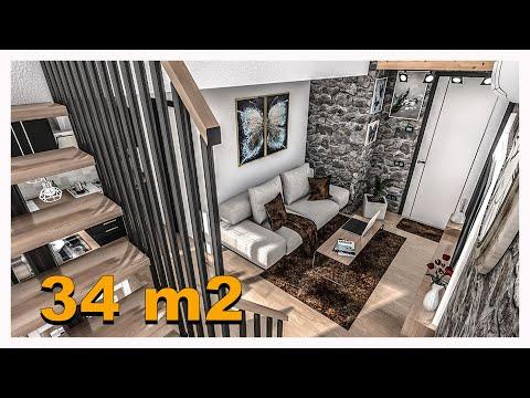 animazione-3d-realizzata-con-blop-home-:-vivere-34-m2-mini-duplex-mansardato