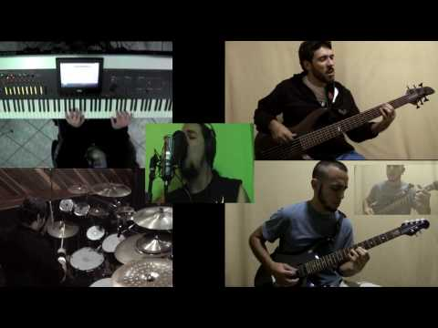 Dream Theater – Lifting Shadows Off a Dream – SPLIT SCREEN COVERS – VRA!