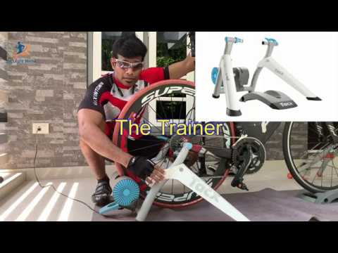 Everything you need to know about Indoor Cycling with smart trainer