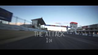 hks gt supercharger the attack arvou s2000 time attack in tsukuba circuit