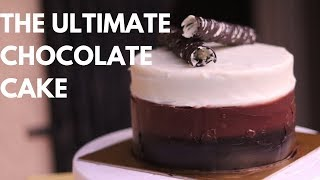 The Ultimate Chocolate Cake!