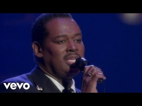 Luther Vandross Live
