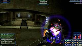 City of Heroes Gameplay: Tales of the Terran Space Marines - The XMen Initiative (part 1 of 3)