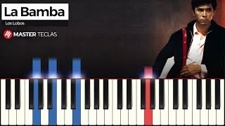 💎 La Bamba - Los Lobos   Piano Tutorial 💎