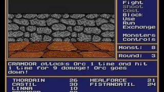 Might and Magic II Gates to Another World