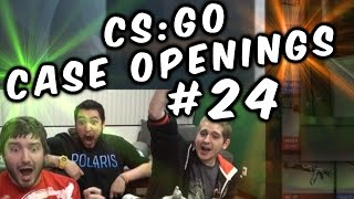 HOLY MEOW! - CS:GO Case Openings ft. Seamus & Nova Pt. 2 of 2