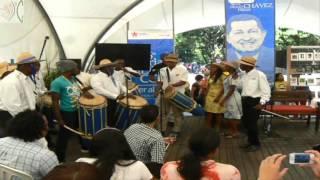 Chimbángueles en la Feria del Libro - Golpe Misericordia