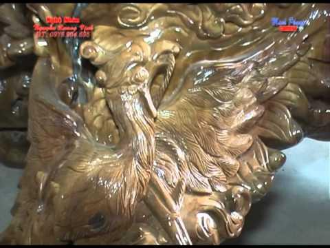 Nghệ thuật gỗ lũa , nghệ nhân nguyễn quang vịnh , chiêm hóa , tuyên quang