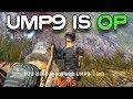UMP STILL OP AFTER UPDATE? | PlayerUnknown's Battlegrounds (PUBG)