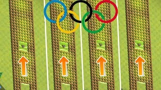 Clash of Clans Olympische Spiele!