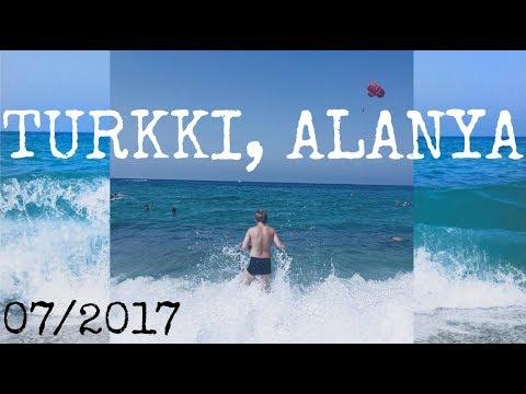 TURKEY, ALANYA 2017 | travel vlog