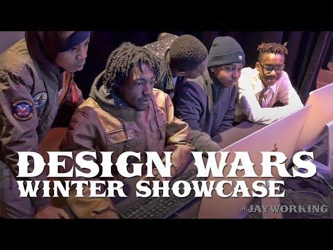 60 Minute Graphic Design Challenge - Design Wars