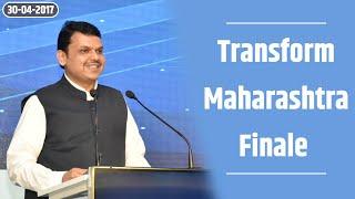 Book launched at Transform Maharashtra Grand Finale 2017