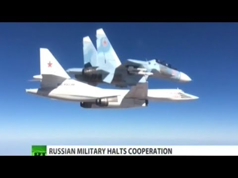 Russia Ends Communication With U.S. Military In Syria After Pentagon Shoots Down Syrian Plane
