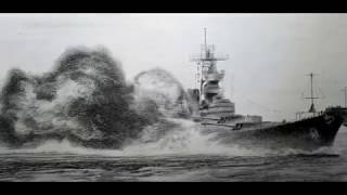 HOW TO DRAW...BATTLESHIP USS IOWA | 2017 (150 SUBS)
