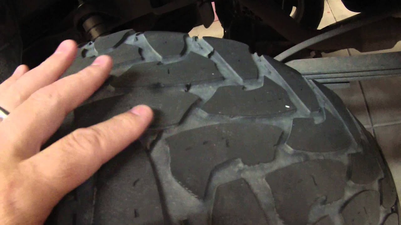 Tire Tread Wear >> Tire Tread Wear Indicators - MudTires.org - YouTube