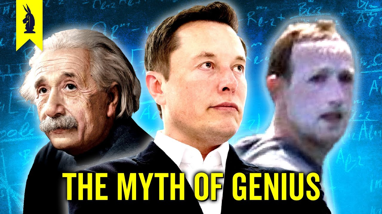 Download The Myth of Genius