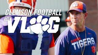 Clemson Football    The Vlog (Season 5, Ep. 2)