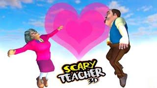 SCARY TEACHER 3D! PRICKLING THEIR FANCY! Trouble in Paradise! Special Chapter! Gameplay