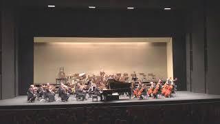 ROSS | Concierto Banco de Alimentos de Sevilla. Chopin. Concierto para piano y orquesta nº1