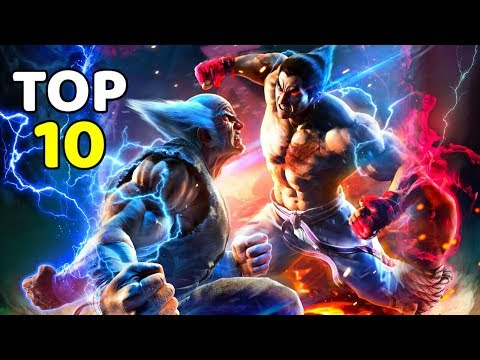 Top 10 Fighting Games For Android | Best Android Fighting Games | High Graphics (Offline&Online)
