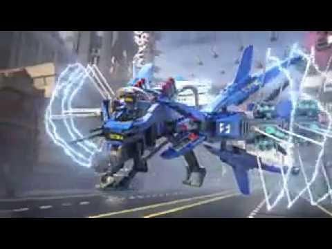 "LEGO ""The LEGO NinjaGo Movie"" — ""Lighting Jet"" (70614)"