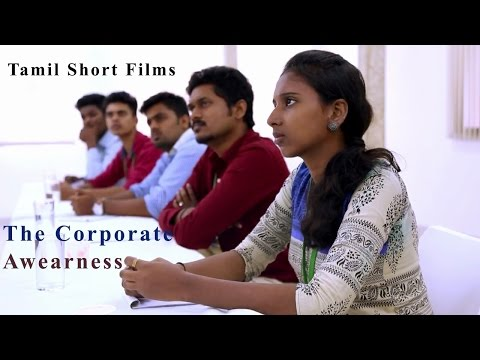 Tamil Short Films - THE CORPORATE - Awareness Stories - RedPix Short Films