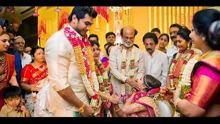 Rajinikanth Daughter Soundraya & Visakan Full Marriage Video | Soundarya- Visakan Full Wedding Video