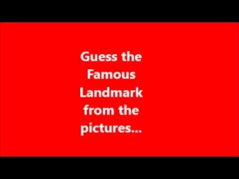 Famous Landmark Quiz