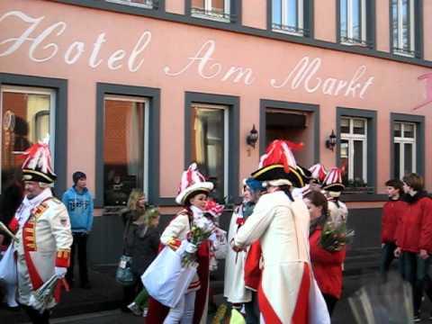 Karneval in Lechenich Teil 1, Erftstadt 2012