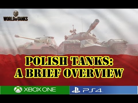World of Tanks Console - Polish Tanks: A brief overview thumbnail