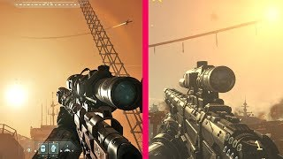 Video Call of Duty Infinite Warfare vs Advanced Warfare Gun Sounds Comparison download MP3, 3GP, MP4, WEBM, AVI, FLV Agustus 2018