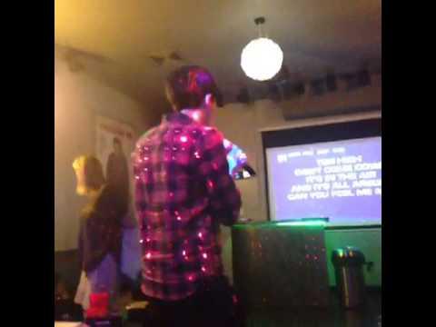 Dan and Phil singing Toxic (4/17/2013)