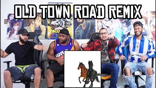 Baixar Lil Nas X - Old Town Road (feat. Billy Ray Cyrus) [Remix] Reaction/Reaction