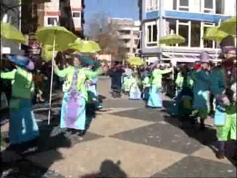 Sjiek Wa in optocht Kerkrade 2011 (Beelden RTV Parkstad)