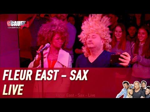 Fleur East - Sax - Live - C'Cauet sur NRJ